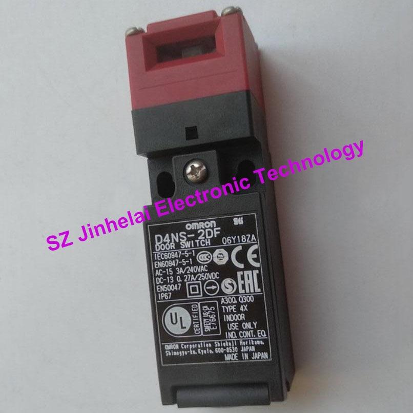 Nouveau et original D4NS-1DF D4NS-2DF interrupteur de porte OMRON interrupteur de serrure de porte de sécurité