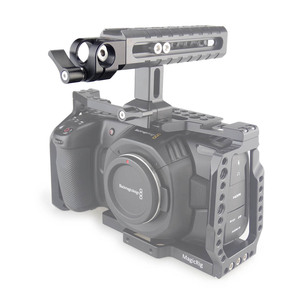 Image 5 - MAGICRIG Single Hole 15mm Rod Clamp with ARRI Accessory Mount for Camera Handle / Camera Cage / Cheese Plate