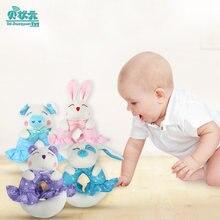 Детские игрушки погремушки Обучающие Мягкие для новорожденных