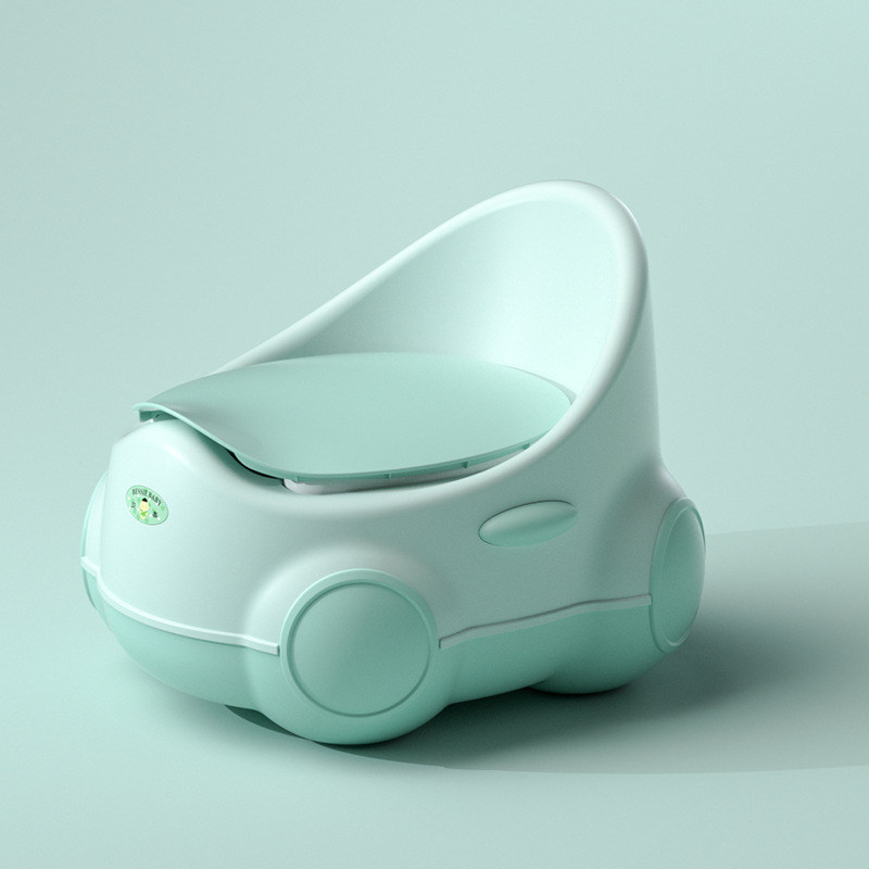 CHILDREN'S Toilet Pedestal Pan Drawer-type Extra-large No. Men And Women Baby Potty Urinal Infants Kids Toilet Thick