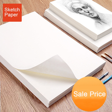 Watercolor Paper Art Supplies Thickened 160g High Quality Painting Sketch Book 8K Sketch Color Lead Drawing Student Supplies