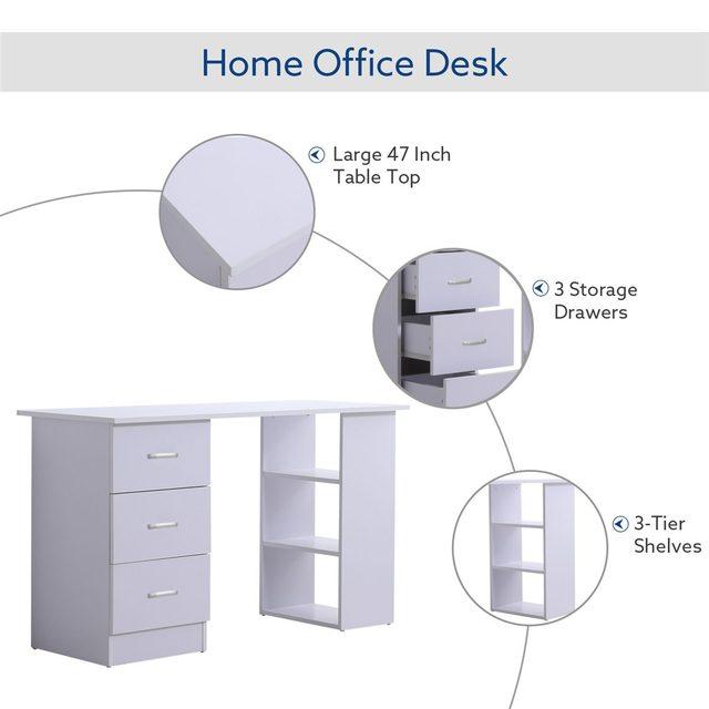 White Board Basic Furniture 3