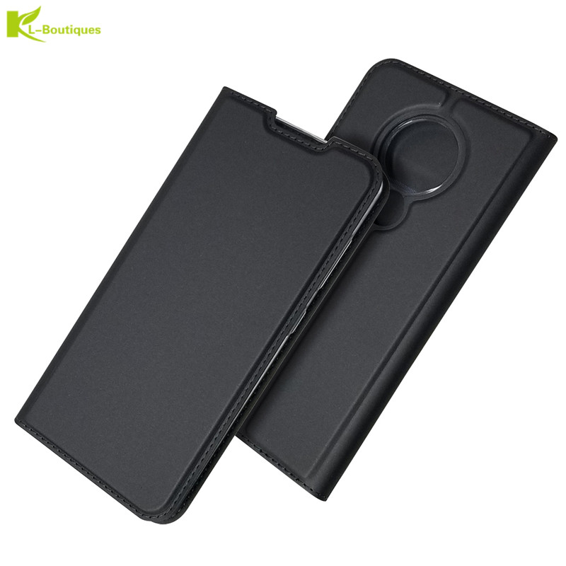 <font><b>Flip</b></font> <font><b>Leather</b></font> Etui For <font><b>Nokia</b></font> 7.2 <font><b>Cases</b></font> sFor Fundas <font><b>Nokia</b></font> 7.2 6.2 4.2 <font><b>6.1</b></font> 5.1 3.1 6 5 3 <font><b>Case</b></font> Luxury Wallet Cover Coque image