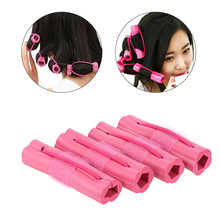 Hair-Curler Rollers Magic Foam-Sponge Styling-Tools Wavy-Hair New Practical Travel Home-Use