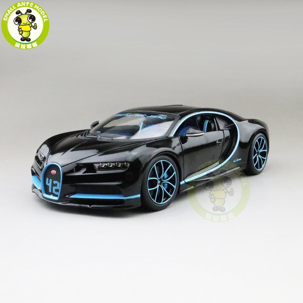 1/18 Bugatti Chiron Супер гоночный Автомобиль Bburago 11040 литья под давлением модели автомобиля игрушки подарки для мальчиков девочек|Наземный транспорт| | АлиЭкспресс