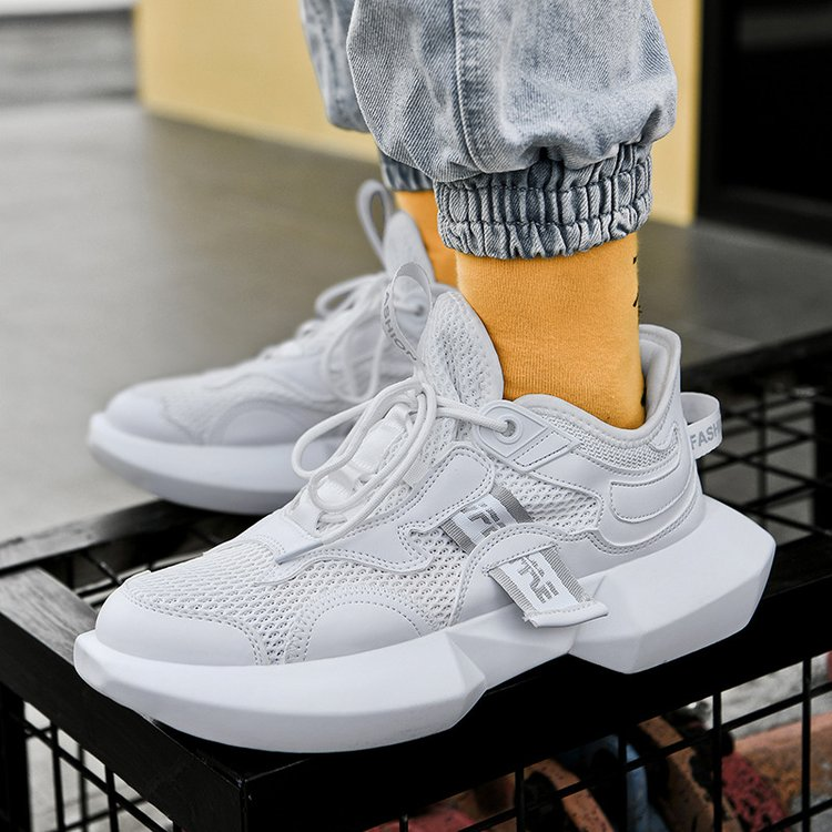 Chunky Sneakers Spring Autumn High