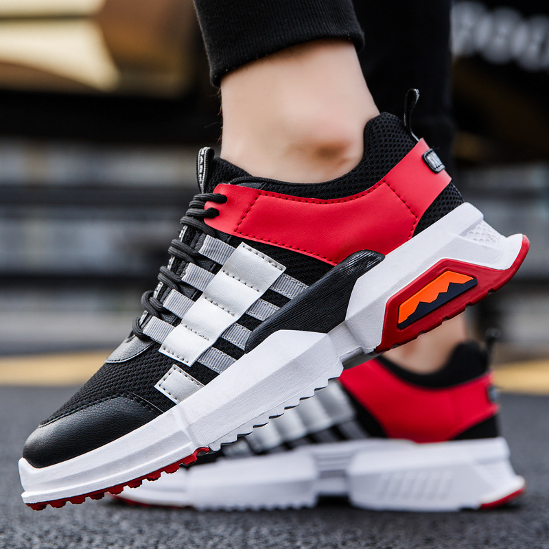 2019 Summer New Style MEN'S Shoes Trend Athletic Shoes Fashion Week Series Casual Versatile Breathable Pangu Running Shoes Men's
