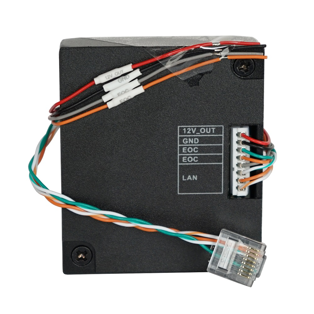 IP 2-Wire To IP RJ45 Converter Module, Work With VTNS1006A-2