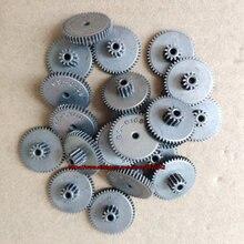 Стальная шестерня 0,6 м, 12T + 0,5 м, 47T, дуплексная шестерня, наружный диаметр 8,4 мм, 24,5 мм, металлическая Шестерня ~