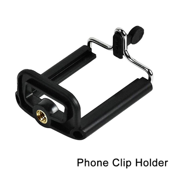 1/4 Hot Shoe Mount Phone Holder Metal Cold Shoe Adapter Bracket for DSLR Camera, Canon, Sony, Nikon, GoPro Hero Accessories 8