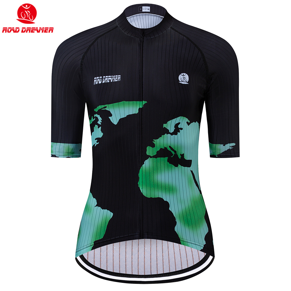 Bike Jersey Short-Sleeve Triathlon Maillot-Ciclismo Women New Lycra Summer Breathable
