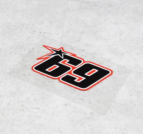 3 цвета Ники Хэйден № 69 стикеры мотогонок наклейка superbike Мотокросс наклейки шлем светоотражающий автомобилей