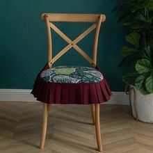 Восточный Стиль подушки сиденья домашний мягкий офисный стул