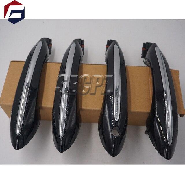 Colore nero con la comodità di accesso maniglia della porta per BMW 5 serie F11 520d 520i 523i 525d 528i 530d 51217231931 51217231932 51217231
