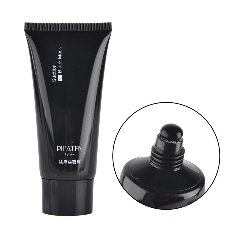 Facial Minerals Mud Membranes Clay Pilaten Black Mask Strips Cleaner Nose Pore Blackhead Acne Remover Mask  Suction