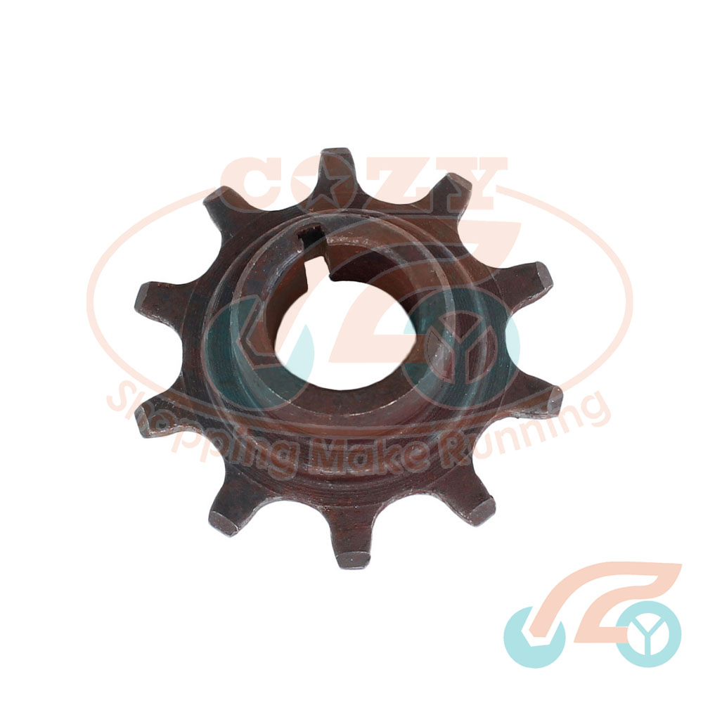 10Tooth Clutch Gear Drive Sprocket 49cc 80cc Engine Parts Motorized Bicycle