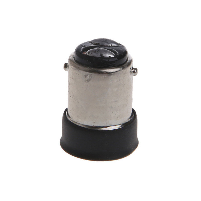 B15 Male to <font><b>E14</b></font> Female <font><b>Lamp</b></font> Bulb <font><b>Socket</b></font> Light Extender Adaptor Converter Holder Drop Ship Support image