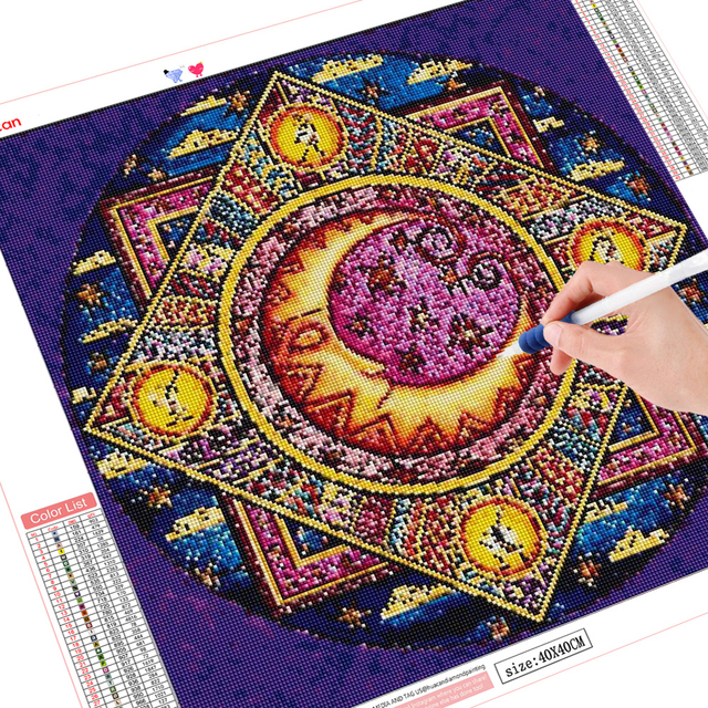 HUACAN 5d Diy Diamond Painting New Square Stones Cartoon Diamond Embroidery Sale Pictures With Rhinestones Hobby