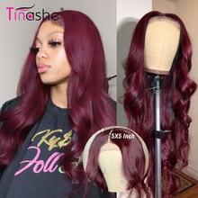 Tinashe-pelo rizado brasileño con cierre de encaje, cabello humano Remy de parte media, Color Natural, cierre de encaje suizo de 4x4 pulgadas