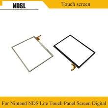 Сенсорная панель дисплей дигитайзер стекло для nintendo s lite