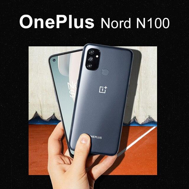 "Global Version N100 4GB 64GB Smartphone 90Hz 6.52"" Screen 13MP Triple Cameras 5000mAh 18W  2"
