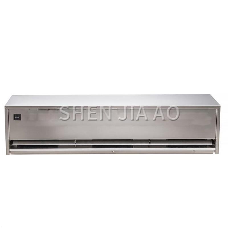 Commercial Air Curtain Machine BXT-FM3518-L Air Curtain Machine Industrial Workshop Plant Stainless Steel Air Curtain Wind