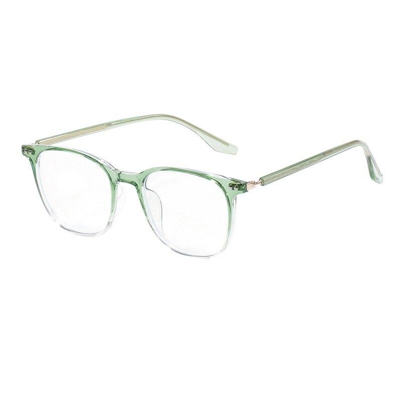 Женские компьютерные очки с защитой от сисветильник плоские