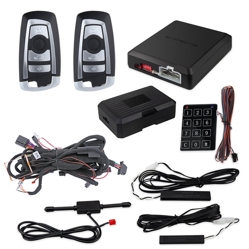 Easyguard Plug And Play Can Bus For Bmw E Series And F Series Cars Pke Keyless Entry Remote Starter Burglar Alarm Aliexpress