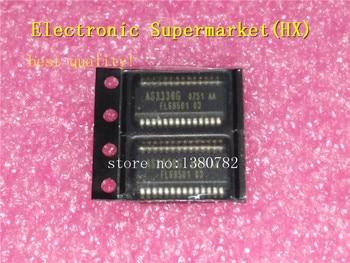 100% New original AS3336G  AS3336 SSOP-28 IC In stock! цена 2017