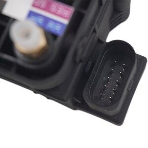 Image 5 - Bloque de válvula de suspensión de aire para Audi A6 C6 A8 D3 OEM 4F0616013 4F0616005B, 4Z7616007, 4Z7616007A