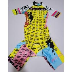 2020Women triathlon suit clothes Cycling skinsuits Italian webbing body sets roupa de ciclismo feminino rompers womens jumpsuit
