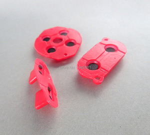 Image 5 - 60 zestawów/partia gumowe przyciski przewodzące A B d pad dla Game Boy klasyczny GB silikonowy Start wybierz klawiaturę