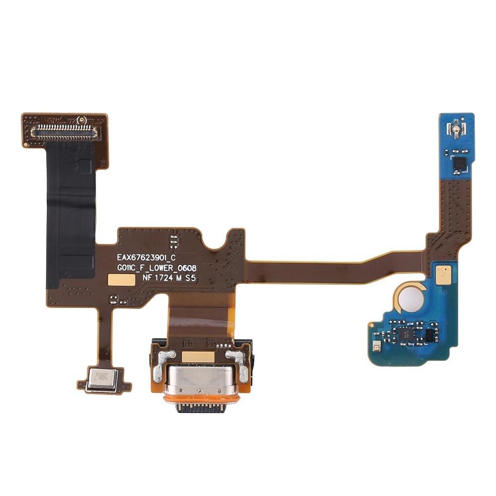 Charging Port Flex Cable For Google Pixel 2 XL