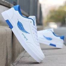 Men Sneakers White Shoes Casual-Shoes Male Summer Spring Zapatillas Waterproof Hombre