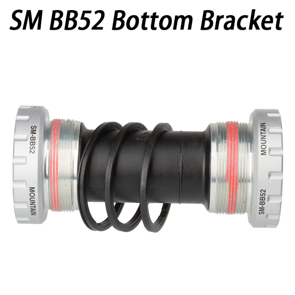Deore SM BB52 Hollowtech II Mountain Bike Bottom Bracket 68/73mm BB52 Bottom Bracket