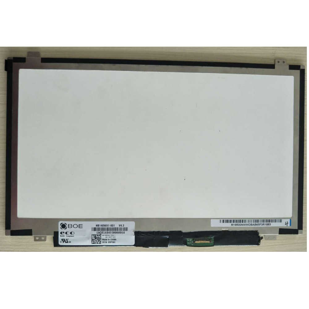 "Voor Dell E7450 LCD Scherm LED Panel Display Matrix 14.0 ""HD 1366X768 30PIN Getest EEN + + +"