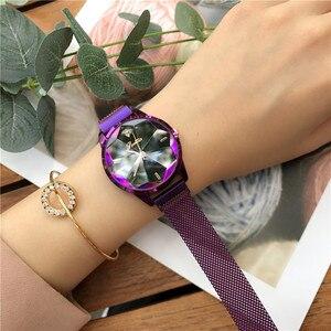 Sukienka zegarek kwarcowy dla kobiet lady zegar relogio 2018 gorąca sprzedaż zegarek okrągła tarcza