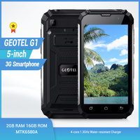 7 android 4 GEOTEL G1 3G Smartphone 5 Inch 2GB RAM 16GB ROM 4-core Android 7.0 1.3GHz 7500mAh Waterproof Charger Mobile Phone (1)