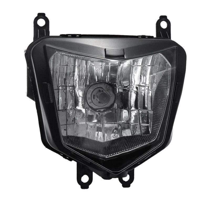 Motorcycle Headlight Fairing Headlamp For Honda Crf250L 2013 2014 2015 2016 2017 Motorbike Head Light Lamp