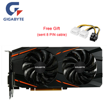 GIGABYTE RX580 8GB Gaming graphic Card  for AMD GDDR5 256bit  PCI Desktop Gaming