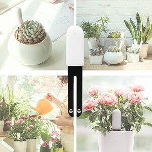 Image 5 - Xiaomi Mi Monitor de flores para plantas, probador inteligente de luz de agua para suelo, Sensor de Flora para jardín Xiaomi, versión internacional