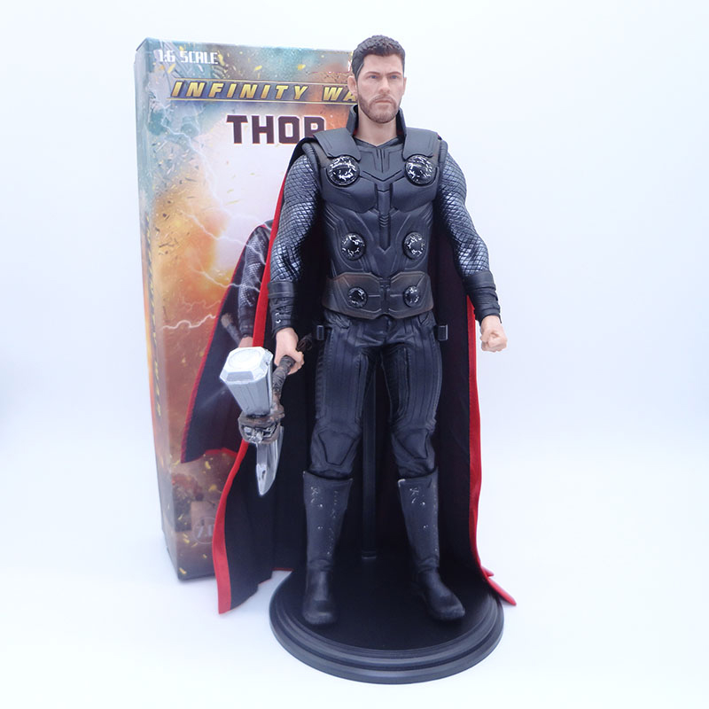 Avengers 4 Endgame Thor Infinity War Stormbreaker Version Thor PVC Action Figure Collectible Model Toys Doll Gift