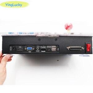 Image 4 - باندورا ساغا 12 صندوق 3188 أون 1 متوافق مع نسخة مألوفة 53 x ثلاثية الأبعاد ، HDMI VGA FBA MAME بلاسا قاعدة سوبورتي 3,4 باليرز
