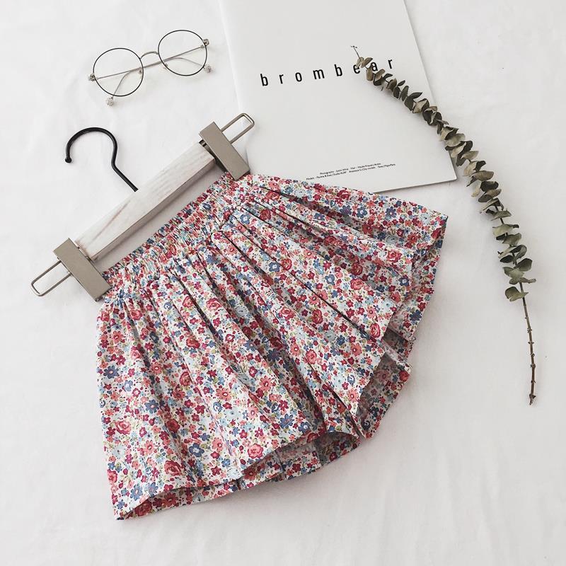 VIDMID New Summer Girls Skirts shorts Children Kids Clothes Teenager Girl Dance Party Tutu Skirt Baby Princess Clothing P171 3