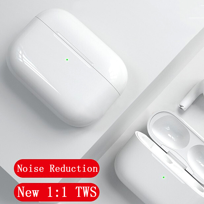 1:1 TWS Blackpods Pro <font><b>airpoder</b></font> 3 <font><b>Pop</b></font> <font><b>up</b></font> Transparency Noise Reduction Smart in-ear Sensor Wireless Charge Dock Bluetooth Earphone image