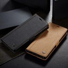 Papier Kraft de luxe étui pour iphone 7 8 Plus XR XS MAX 11 Pro MAX peut être fendu étui de téléphone portable Pour Samsung S8 S9 S10 Note8 9 10