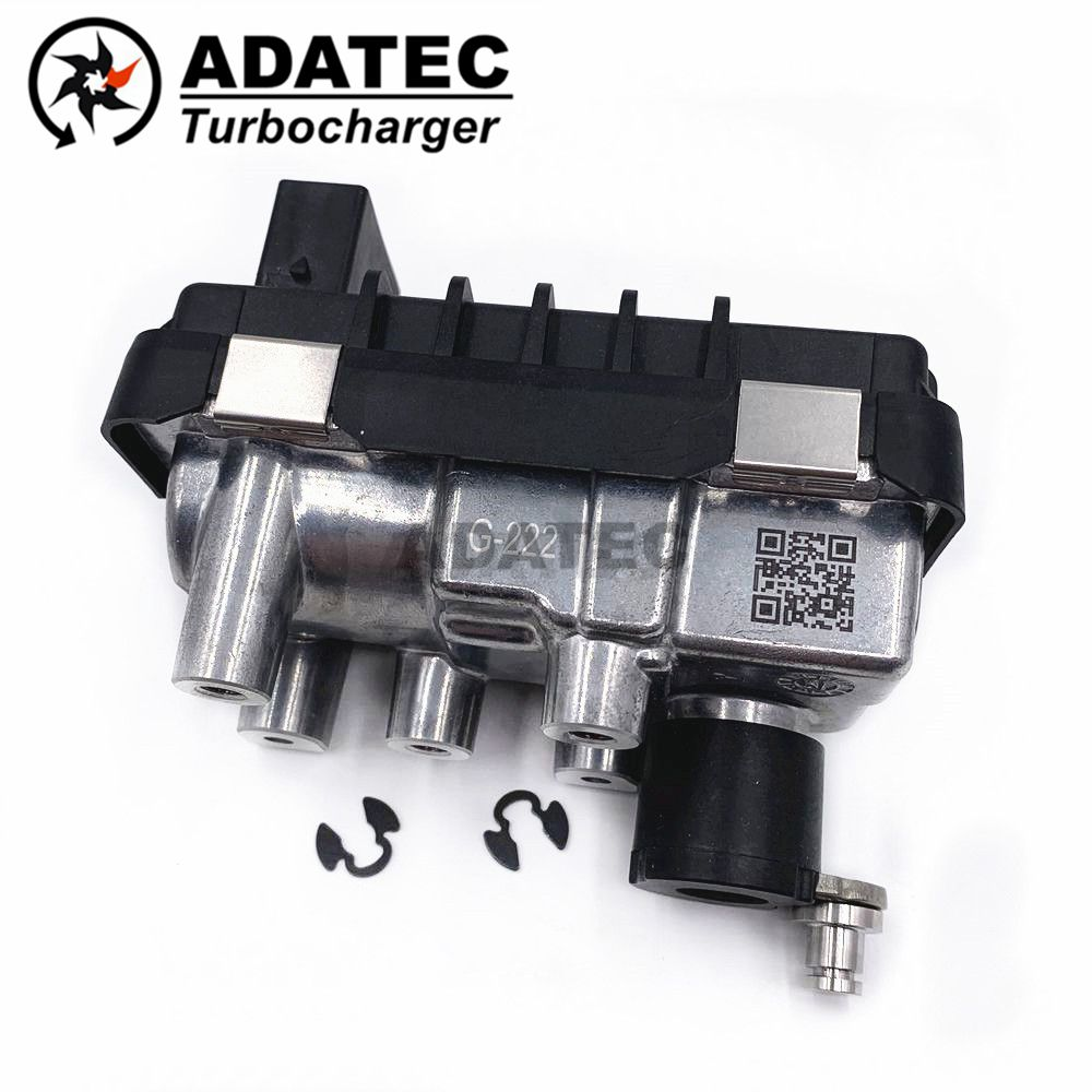 Turbo Electronic Actuator G-222 712120 6NW008412 Wastegate 742110 4M5Q6K682AF For Ford Focus II 1.8 TDCi 85 Kw - 115 HP LYNX