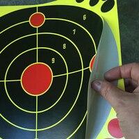 Замена Стрельба Цель запасные 12*12 дюймов клеевые практика аксессуары для продажи