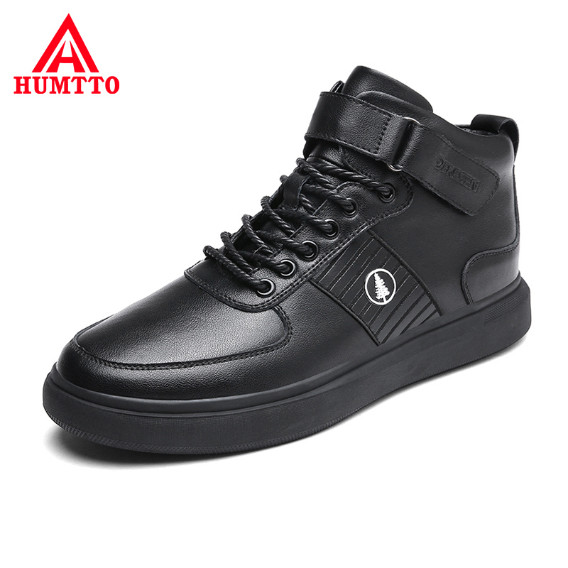 Buy 2020 Luxury Brand Genuine Leather Black White Men Shoes Spring Autumn Mens Casual Shoes Fashion Simple Designer Male Shoes