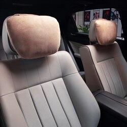 Xe Cổ Gối Tựa Đầu Siêu Mềm Mại Xe Cổ Gối Hỗ Trợ Miếng Phù Hợp với Xe Mercedes-Benz Tự Động phụ kiện